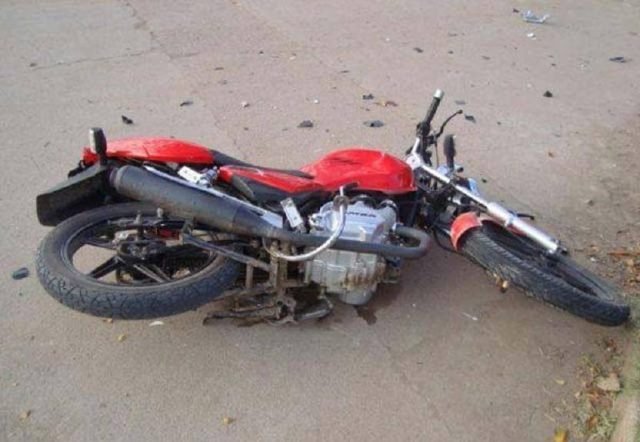 accidente de moto reclamafacil