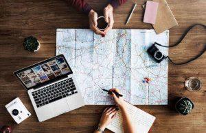 viajes combinados y viajes turísticos